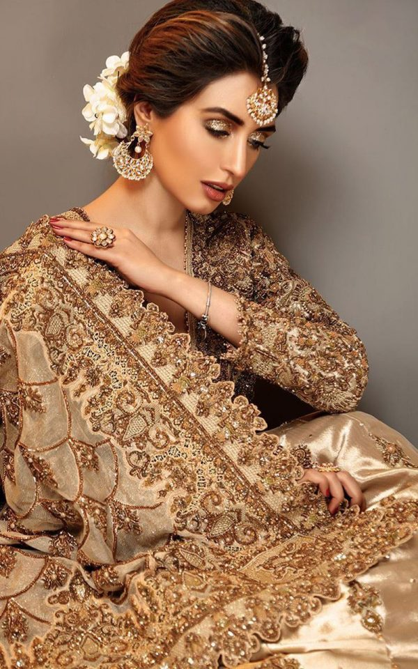 Pakistani Bridal Maxi